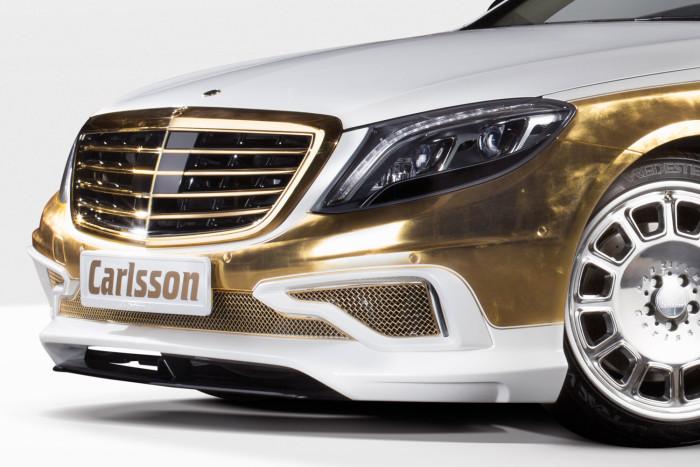 Carlsson CS50 Versailles Mercedes S Class 4