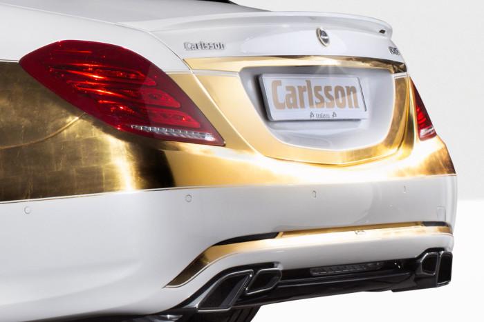 Carlsson CS50 Versailles Mercedes S Class 9