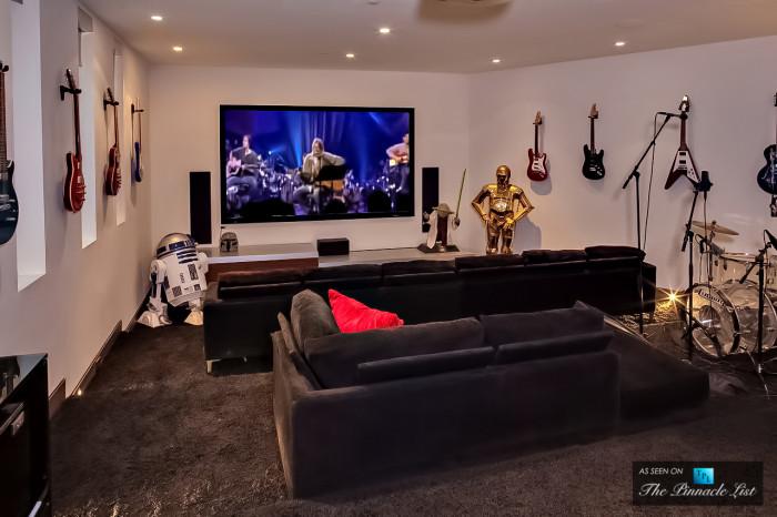 DJ Avicii mansion 12