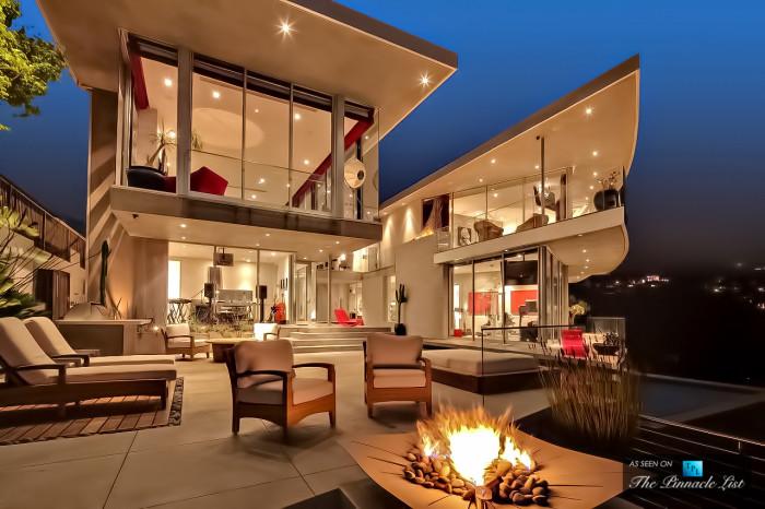 DJ Avicii mansion 4