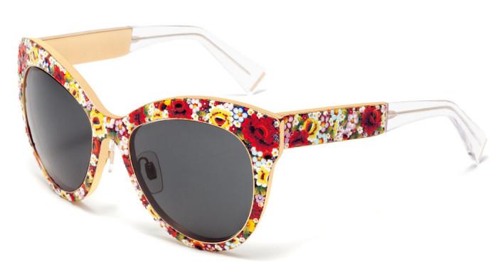 Dolce & Gabbana Mosaico Eyewear 1