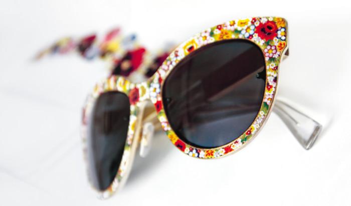 Dolce & Gabbana Mosaico Eyewear 10