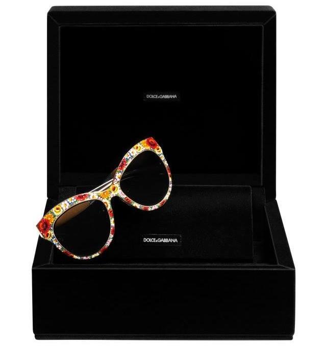 Dolce & Gabbana Mosaico Eyewear 2
