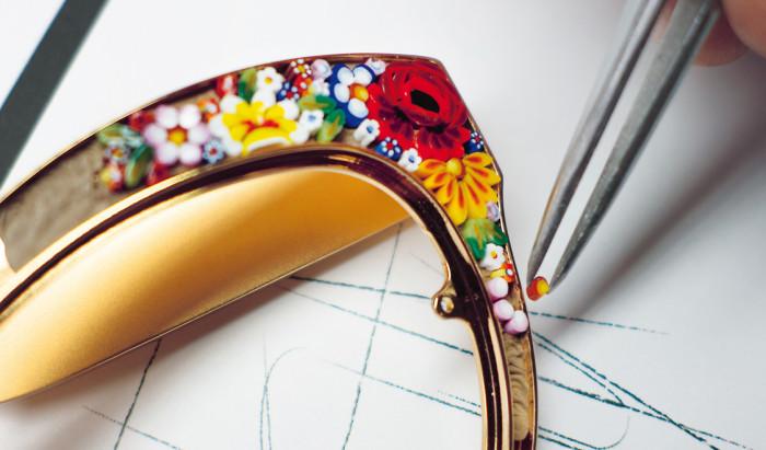 Dolce & Gabbana Mosaico Eyewear 9
