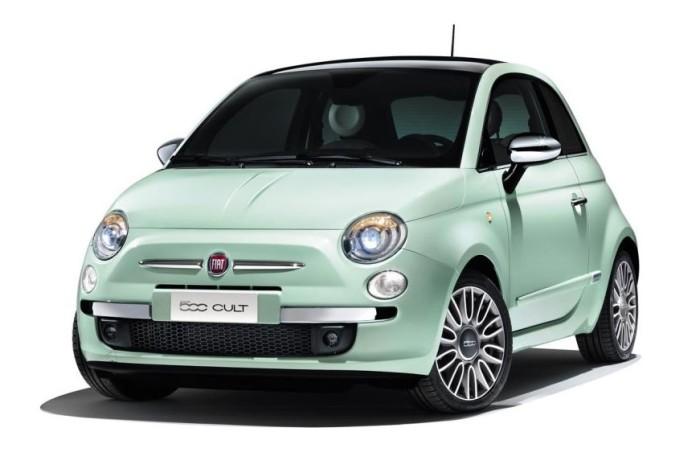 Fiat 500 Cult - 1