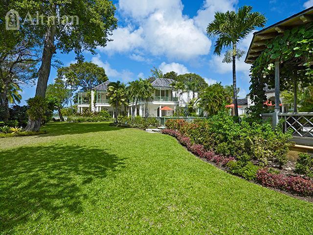 Four Winds Barbados Beachfront Villa 11