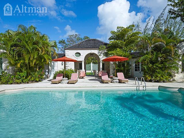 Four Winds Barbados Beachfront Villa 12