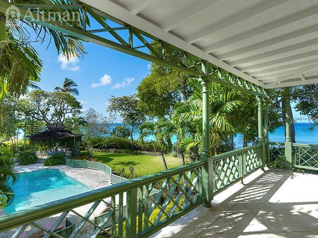 Four Winds Barbados Beachfront Villa 13