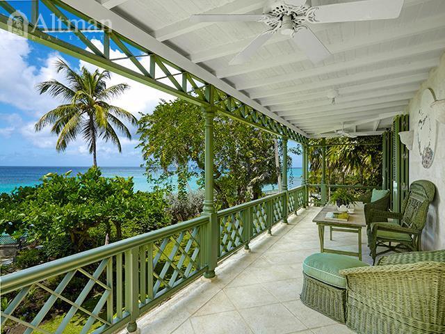 Four Winds Barbados Beachfront Villa 15