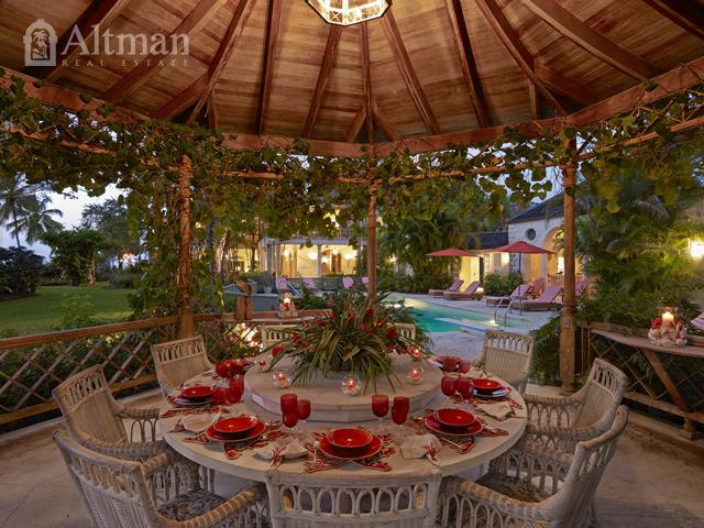 Four Winds Barbados Beachfront Villa 4