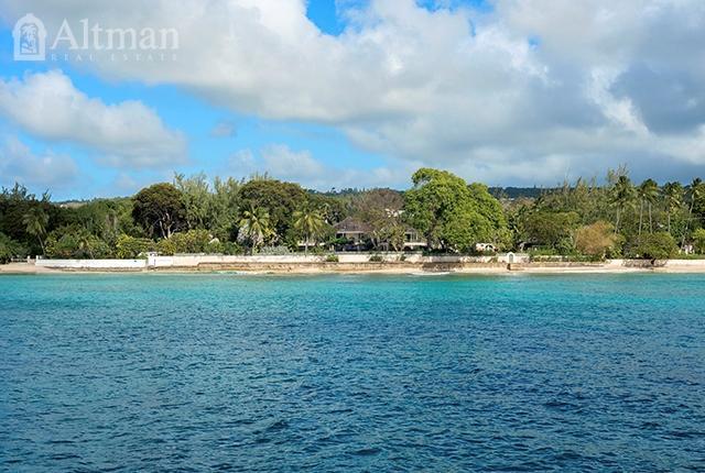 Four Winds Barbados Beachfront Villa 9