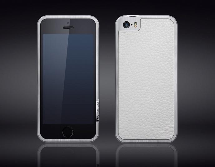 Gresso Titanium Bumper iPhone 5s -4