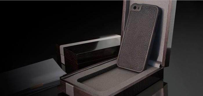 Gresso Titanium Bumper iPhone 5s -6