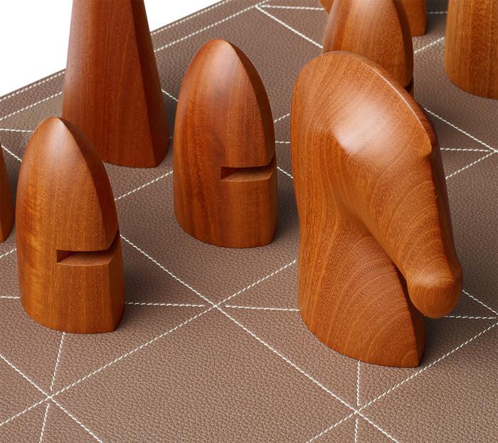 Hermès Samarcande Giant Chess Set 2