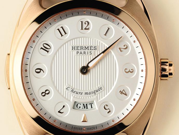 Hermes Dressage L'heure Masquée 1
