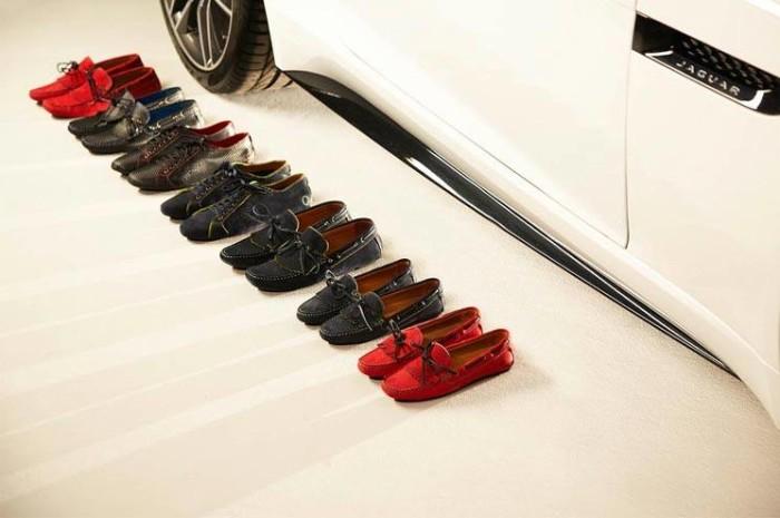Jaguar- Oliver Sweeny Driving Shoes 1
