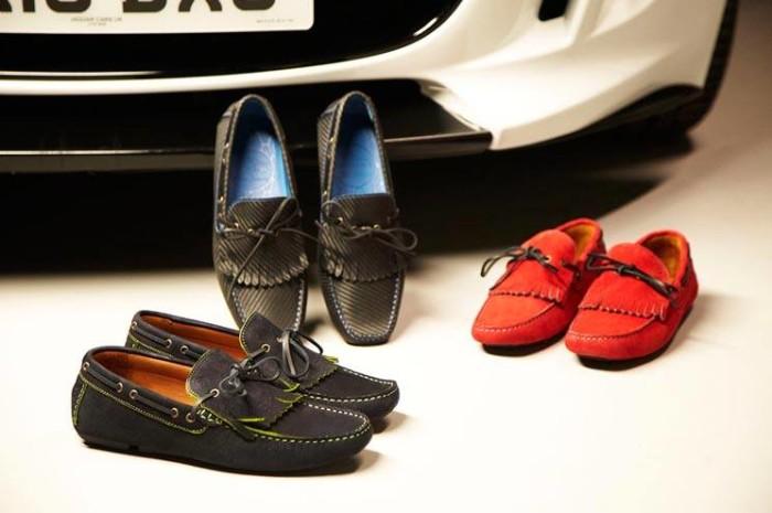 Jaguar- Oliver Sweeny Driving Shoes 2