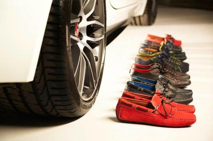 Jaguar- Oliver Sweeny Driving Shoes 3
