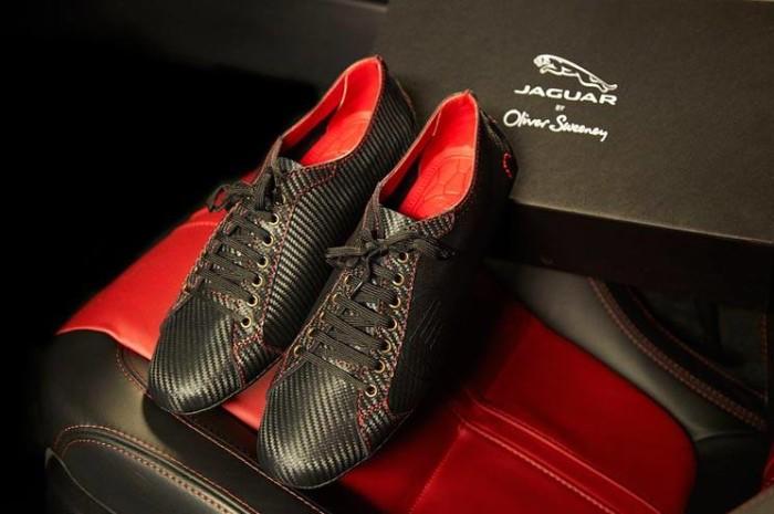 Jaguar- Oliver Sweeny Driving Shoes 4