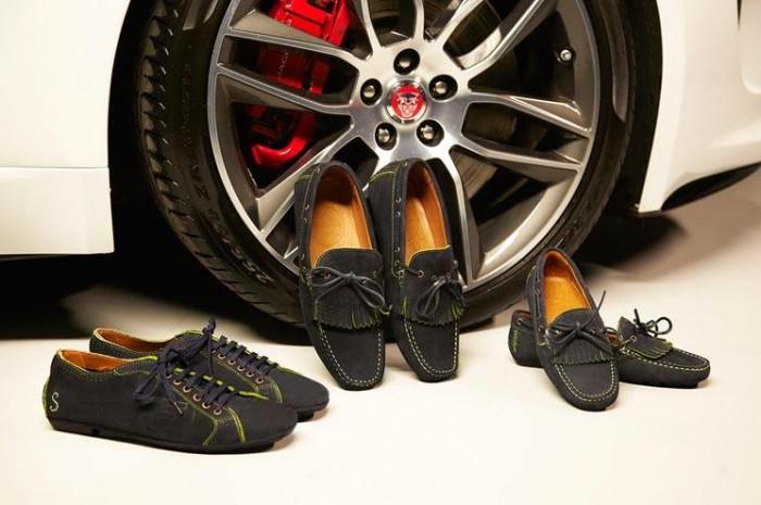 Jaguar- Oliver Sweeny Driving Shoes 5