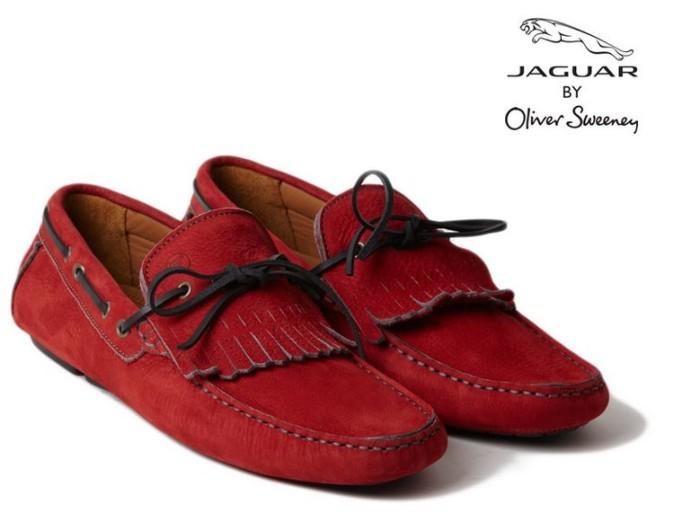 Jaguar- Oliver Sweeny Driving Shoes 6