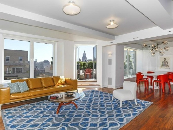 Keith Richards NYC penthouse 1