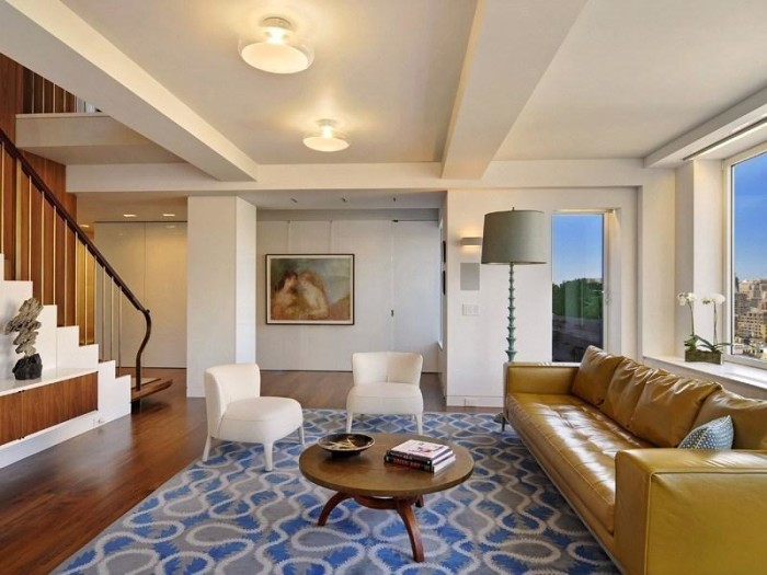 Keith Richards NYC penthouse 2