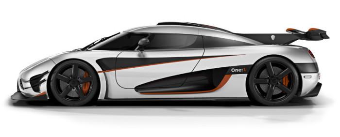 Koenigsegg One1 - 3