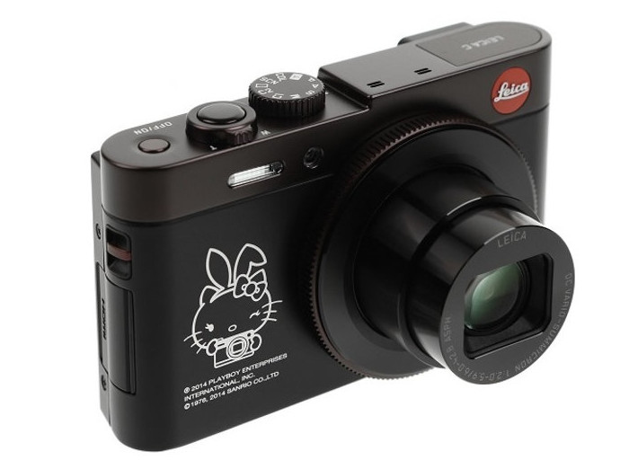 Leica C - Hello Kitty x Playboy 1