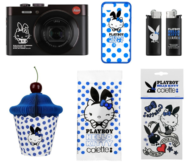 Leica C - Hello Kitty x Playboy 3