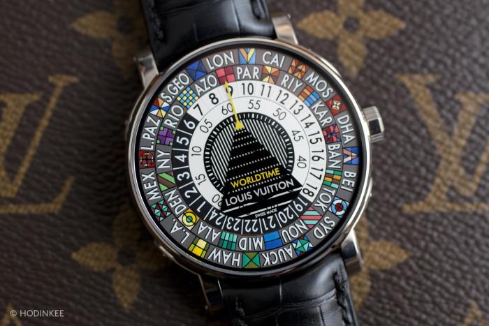 Louis Vuitton - Escale Worldtime 1