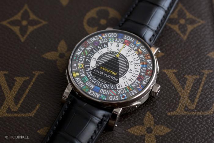 Louis Vuitton - Escale Worldtime 2