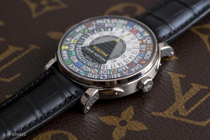 Louis Vuitton - Escale Worldtime 3