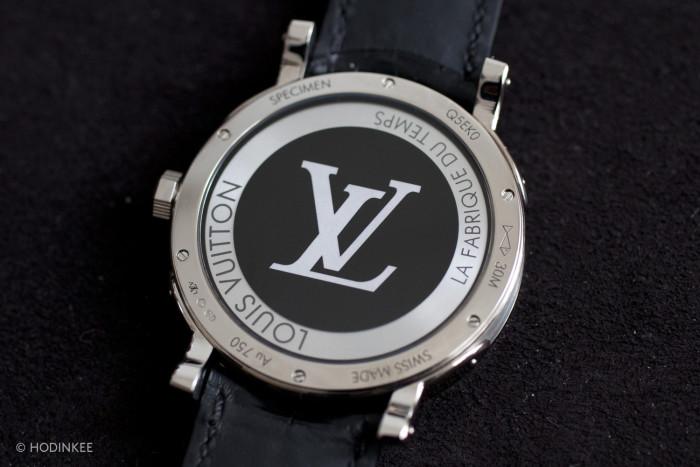 Louis Vuitton - Escale Worldtime 5