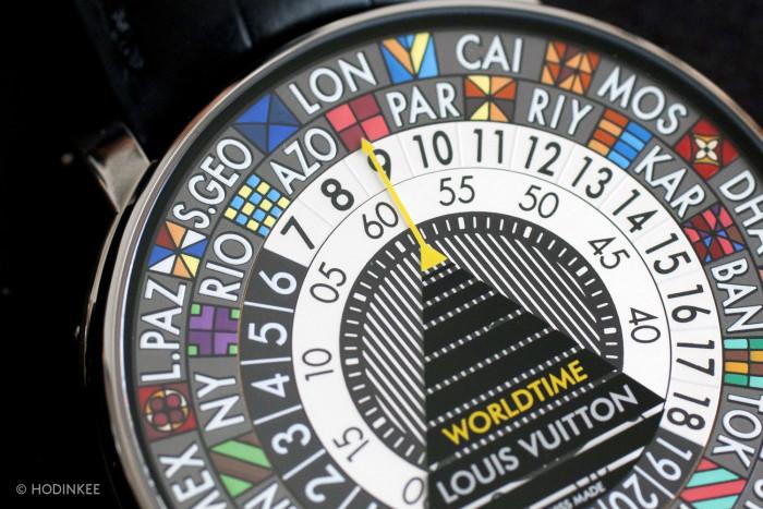 Louis Vuitton - Escale Worldtime 6
