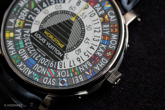 Louis Vuitton - Escale Worldtime 7