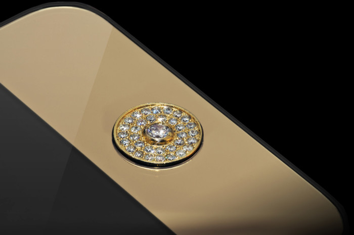 Million Dollar Gold And Diamond iPhone 11