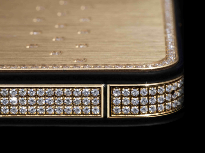 Million Dollar Gold And Diamond iPhone 12