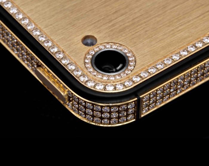 Million Dollar Gold And Diamond iPhone 14