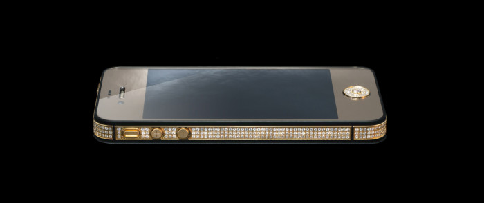 Million Dollar Gold And Diamond iPhone 15