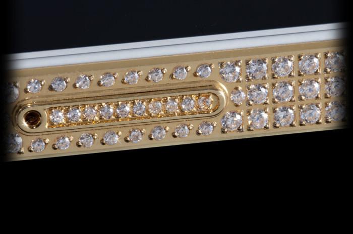 Million Dollar Gold And Diamond iPhone 4