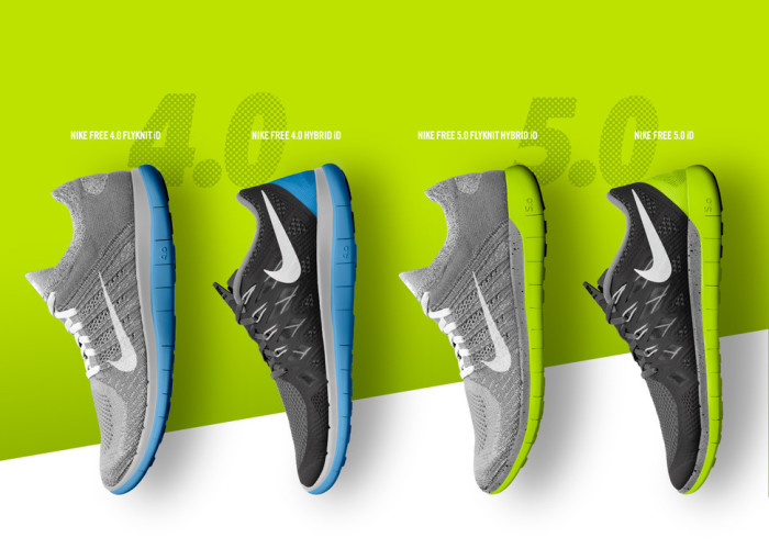 Nike SS 2014 Free Collection 1