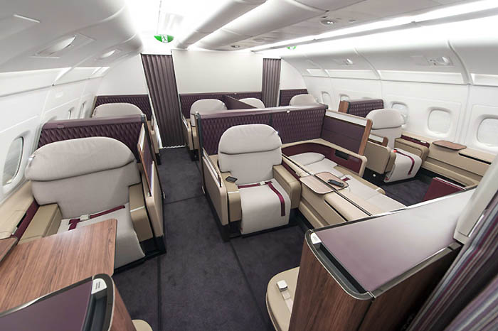 Qatar Airways - All Business Class 3