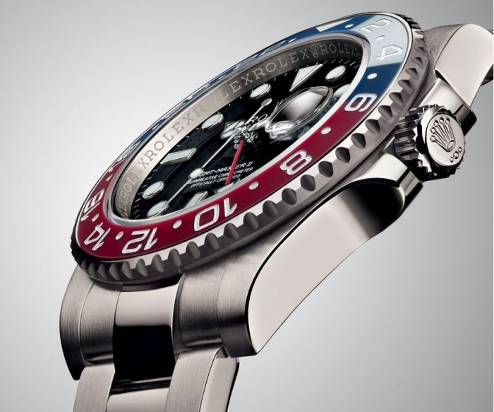 Rolex GMT-Master II Pepsi red and blue 2