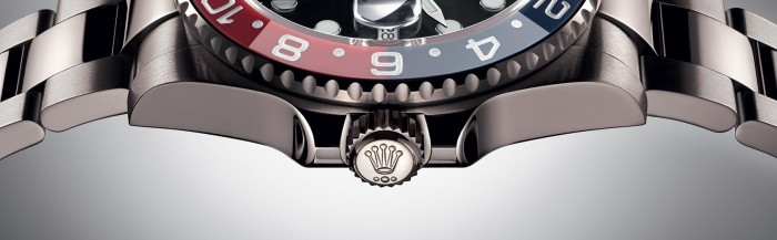 Rolex GMT-Master II Pepsi red and blue 3