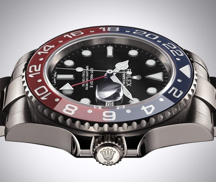 Rolex GMT-Master II Pepsi red and blue 5