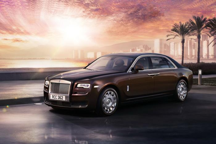 Rolls Royce Ghost Series II - 1