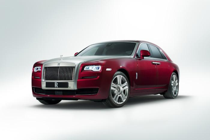 Rolls Royce Ghost Series II - 12