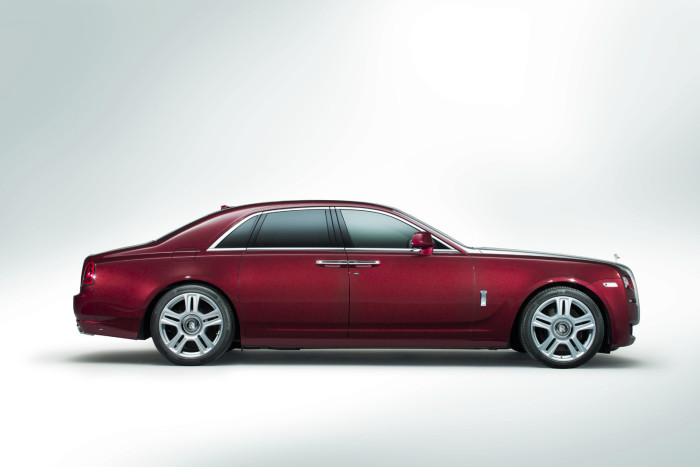 Rolls Royce Ghost Series II - 13