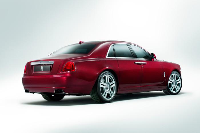 Rolls Royce Ghost Series II - 14